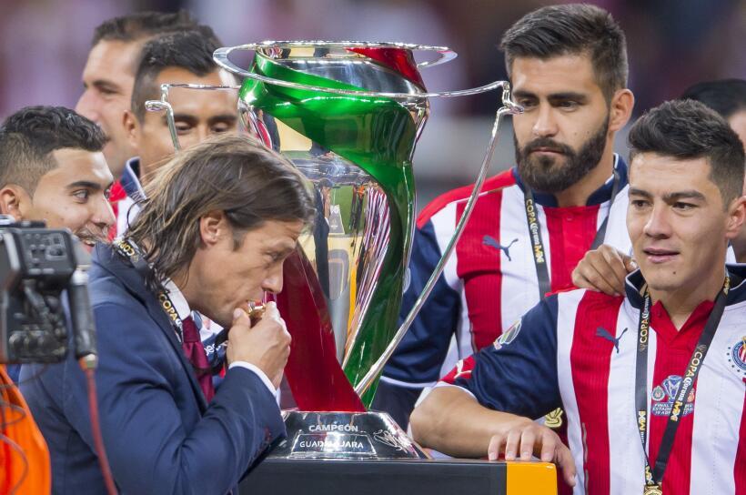 Golpe para Chivas: Santos lo venció en su debut en la Copa MX 20170419_5...