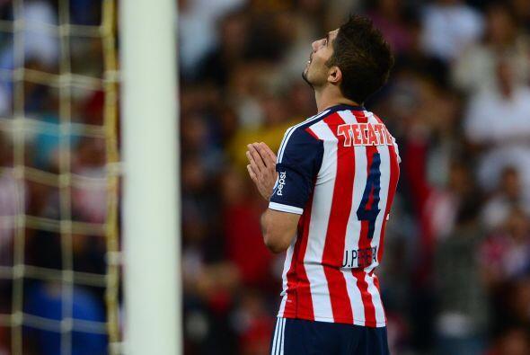 Pero en donde compensa todo Guadalajara es en los goles en contra. Ha re...