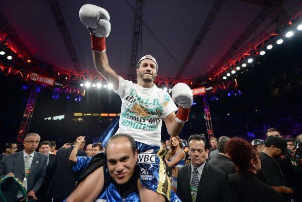 Jhonny González llegó como la víctima y regresará como campeón a Mëxico.