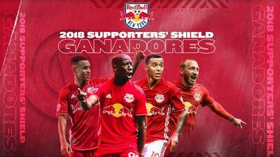 New York Red Bulls gana el Superliderato y bate el récord de puntos de la MLS