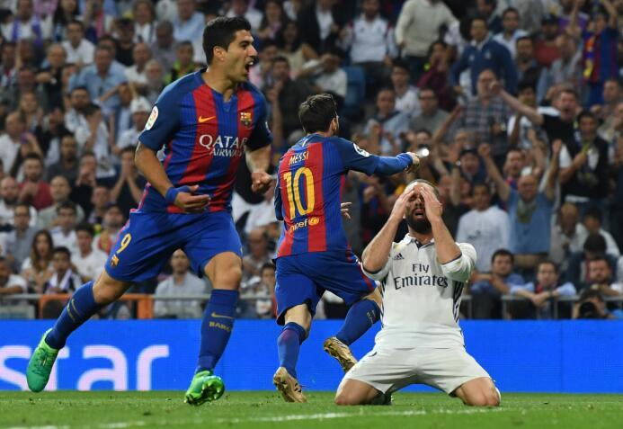 Las claves tácticas del Real Madrid-Barcelona GettyImages-671997890.jpg