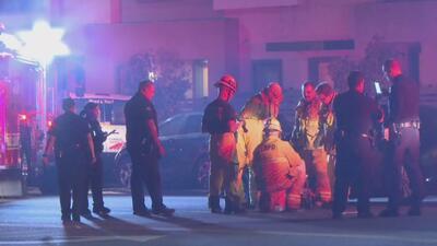 Conductor de Lyft termina herido de bala tras presunto caso de ira al volante en Los Ángeles