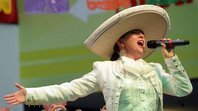 Carolina Imperial 'La Princesa de la Música Mexicana'