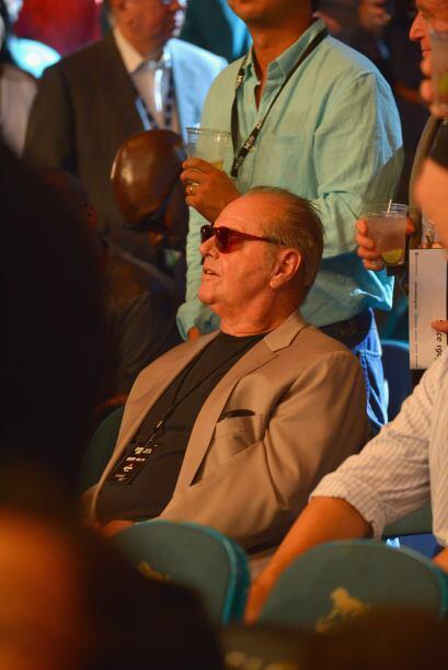 El grandioso Jack Nicholson.