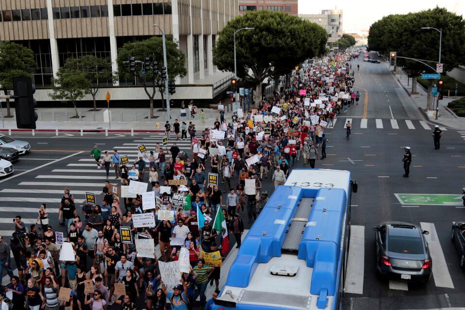 California queda un paso más cerca de ser declarada estado santuario 201...