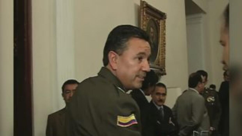 El general colombiano Mauricio Santoyo se declarará inocente de los carg...