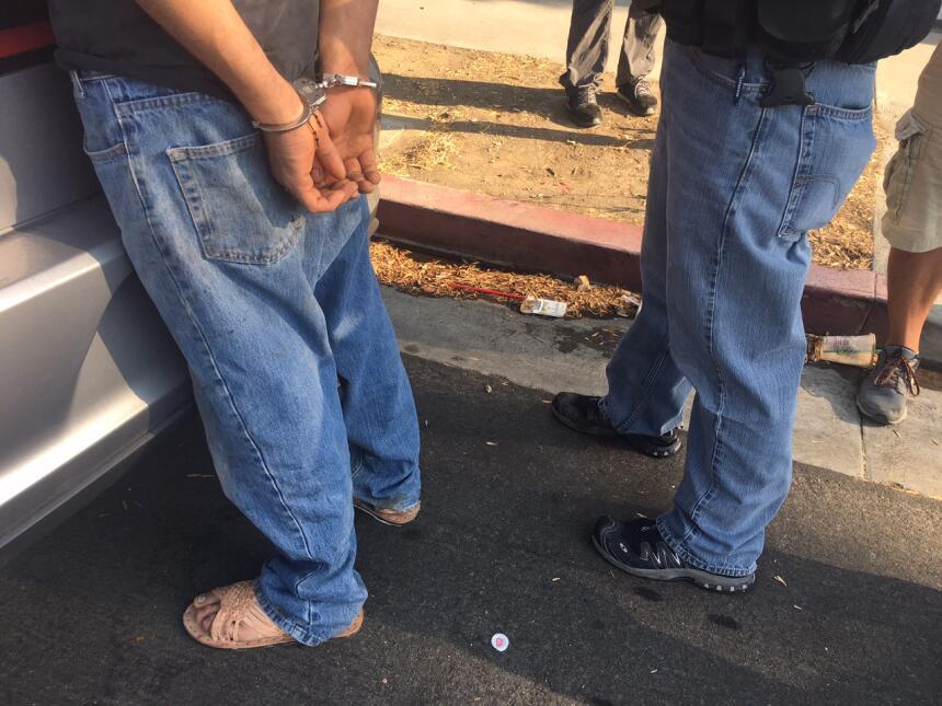 Desde el inicio del año fiscal, el 1 de octubre, ICE ha detenido a más d...