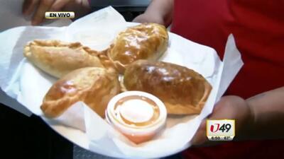Dale Sabor: 'Pastes' en 'Holy Frijole'