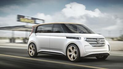 Un nuevo prototipo que muestra las últimas tecnologías alemanas desde el...