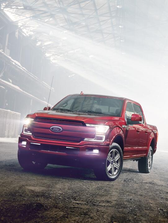 Prueba: Ford F-150 2018 18FordF150_03_HR.jpg