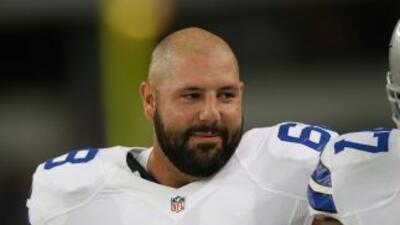 Doug Free podría no seguir en los Cowboys.