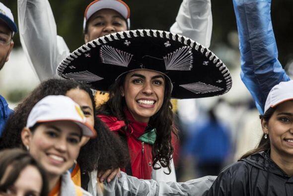 México presente en la Jornada Mundial de la Juventud a través de esta jo...