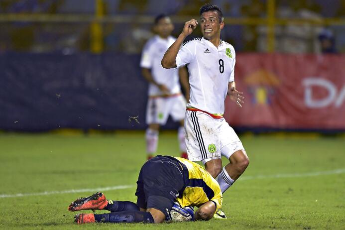El Salvador vs. México
