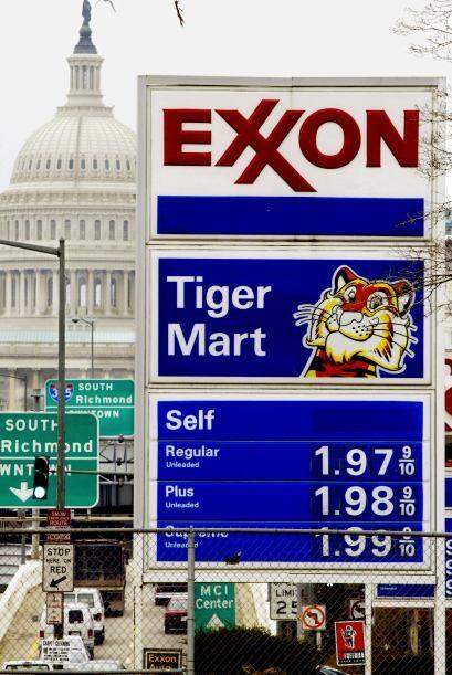 Los precios del petróleo se dispararon registrando alzas que en a...