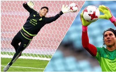 """Osorio: """"Me alegra que Talavera le pueda competir a un internacional del..."""