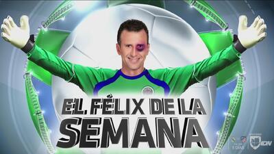 El Félix de la semana: Juan Roldán demostró ser un alumno aventajado de Félix Fernández
