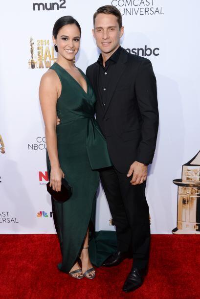 David Fumero y Melissa Fumero fue una de las parejas que brilló en la al...
