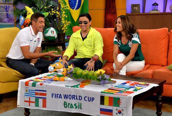 Además de la euforia deportiva, Elvis Crespo nos habló sobre sus últimos...