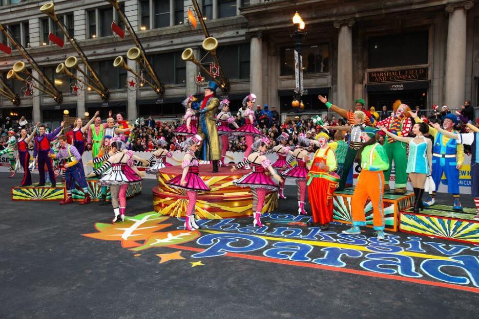 Desfile de Acción de Gracias Chicago
