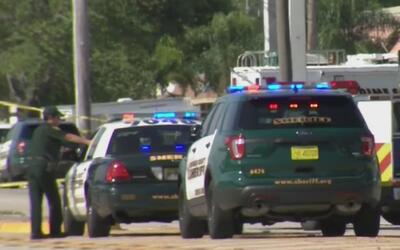 Localizan el vehículo de los sospechosos que atacaron a un oficial de Br...