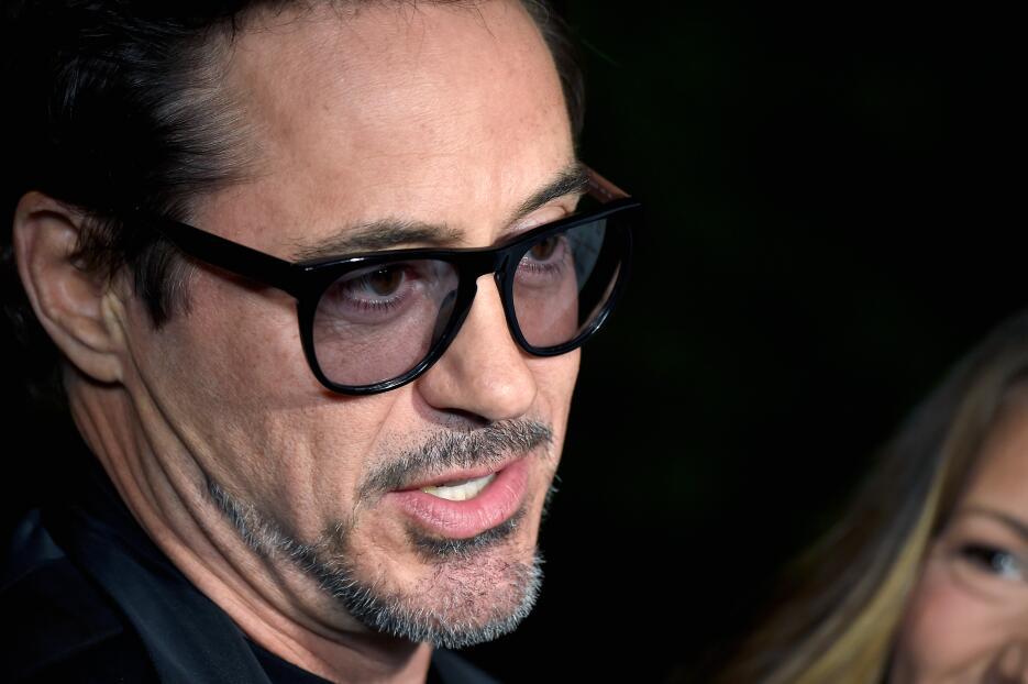 salud alcoholismo Robert Downey Jr