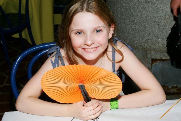 """En junio de 2006 presentó su cinta """"Little Miss Sunshine"""".   Aquí los vi..."""