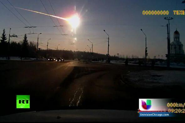 Una lluvia de meteoritos, conocida también como 'las lágrimas de San Lor...