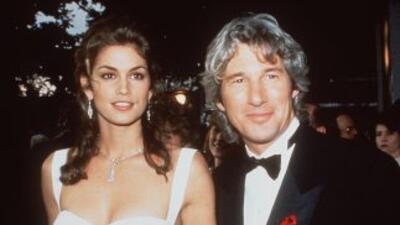 """La modelo aún siente un profundo respeto por el actor de """"Pretty Woman"""",..."""