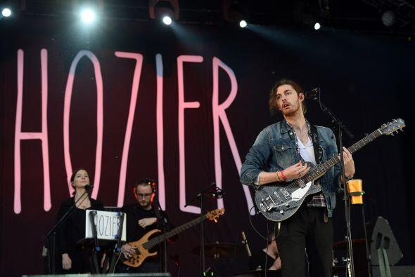 Hozier: La popular banda consiguió sólo una nominación a Top New Artist,...