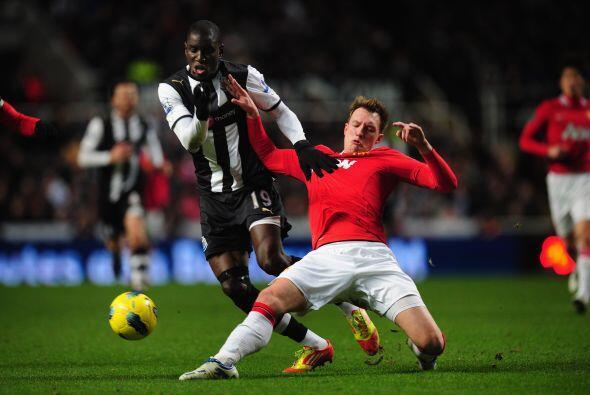 El United sólo tuvo unos destellos al frente y después fue el turno de l...