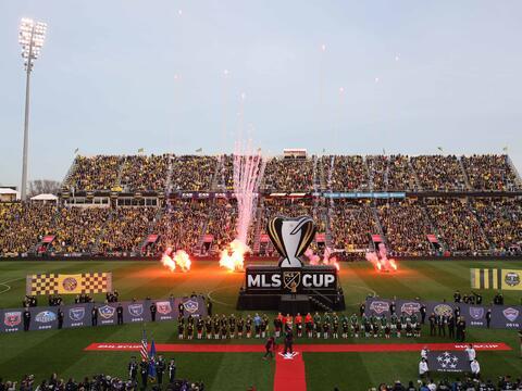 El manual para las Mejores Celebraciones de MLS Cup está actualizado con...