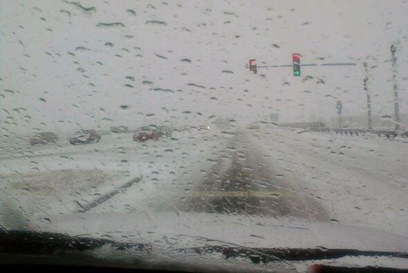 Tormenta invernal azota a Chicago