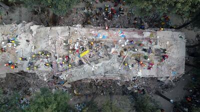 Mirada a vuelo de pájaro: las mejores 20 fotos aéreas del 2017