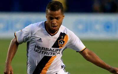 Giovani dos Santos anotó el golazo de la jornada en la MLS