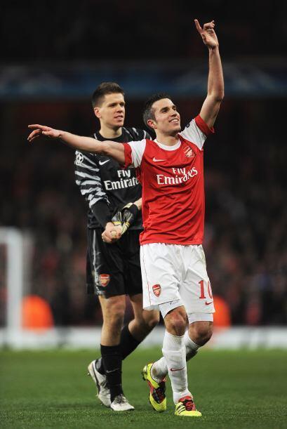 Arsenal pudo con la etiqueta de favorito del rival y remontó el marcador...