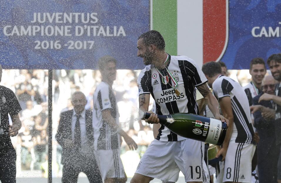 Otro de los deseos del Chelsea es el central de la Juventus, Leonardo Bo...