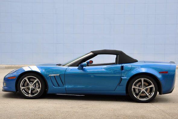 Para 2010, Chevrolet trajo de vuelta la versión GS de su icónico Corvette.