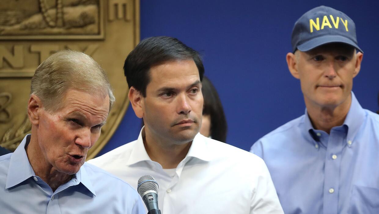 El senador republicano Marco Rubio (Florida)