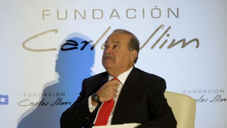 La fundación Carlos Slim planea ayudar a los latinos en EEUU.
