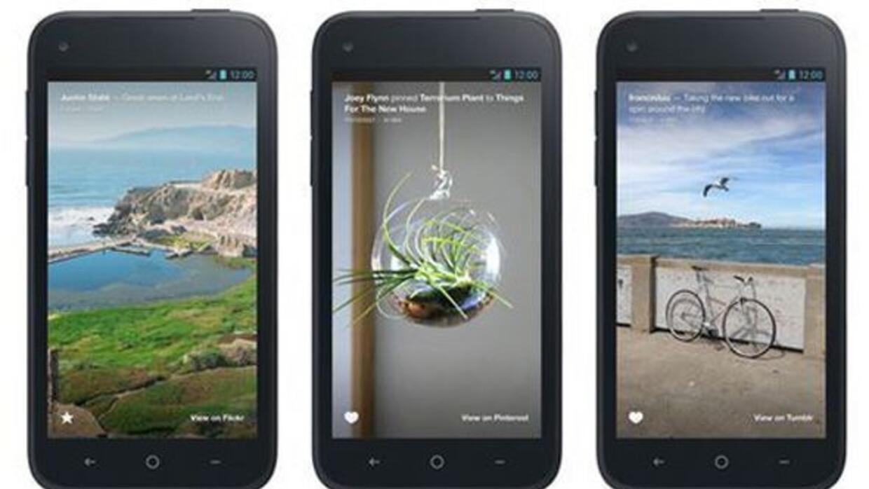 Con esta nueva actualización, Facebook Home dominará las pantallas de lo...