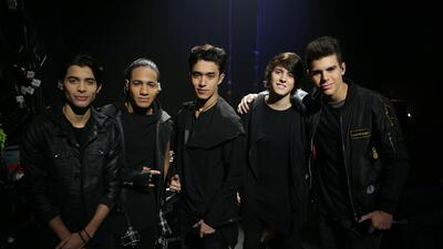 CNCO is back! La Boy band del momento regresó a casa