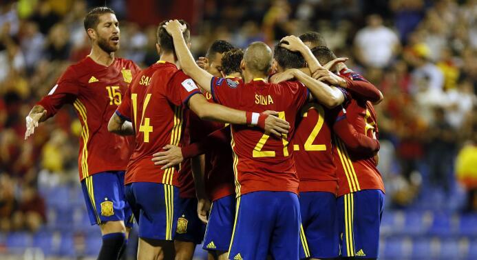 España se convirtió en el clasificado 11 a Rusia 2018 636429219506184573...