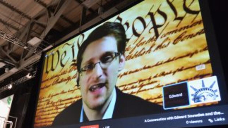 Habría una persona diferente a Edward Snowden que filtró datos secretos...