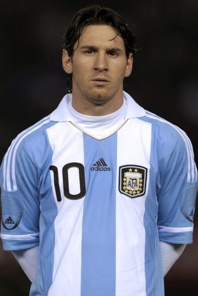 Lionel Messi, talentoso y genial, es la mayor perla que tiene el fútbol...