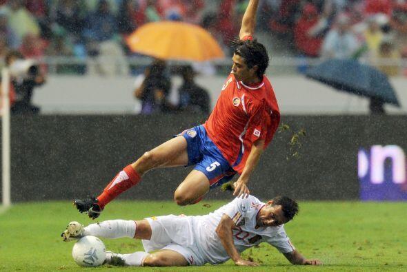 Costa Rica está en Gales para medirse a la selección local en el homenaj...