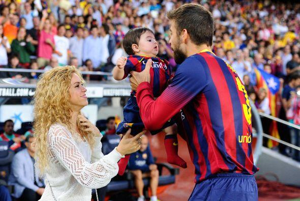 Su relación con la cantante Shakira hizo que se convirtiera en blanco de...
