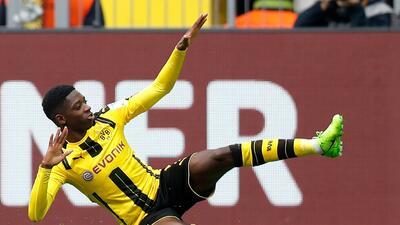 Borussia Dortmund mantiene su camino a Champions con goleada contra Bayer Leverkusen