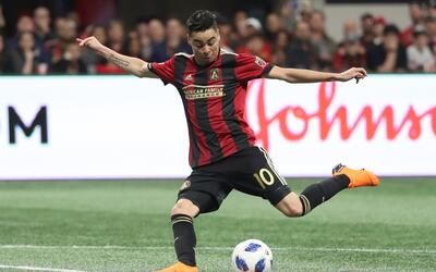 Miguel Almirón dispara y anota golazo Atlanta United vs. DC United