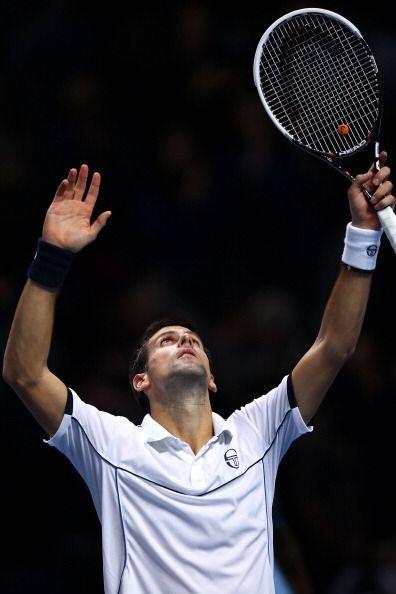 El número uno del mundo, el serbio Novak Djokovic, se recuperó de un mal...
