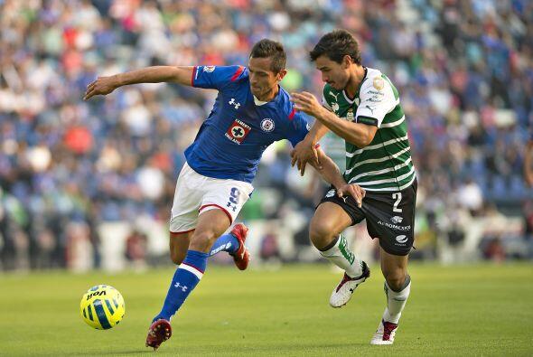 La apuesta se centra ahora en Santa Cruz y Ronaldinho, en especial el pa...